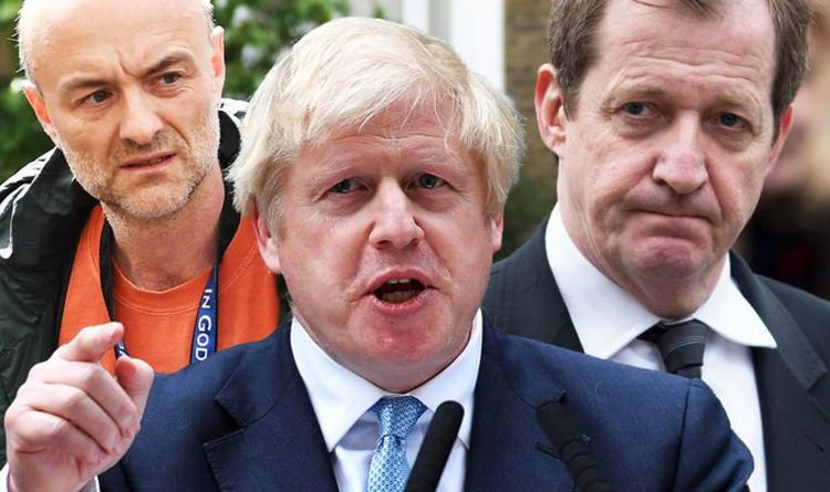 Photo of Alastair Campbell sparks backlash after Boris and Cummings jibe backfires