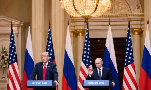 Photo of US to Withdraw From Open Skies Treaty, Trump Says Russia to Blame