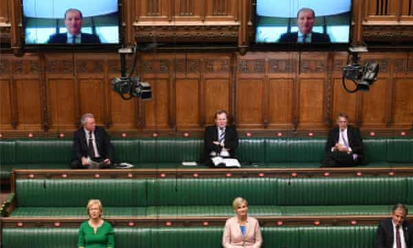 Photo of MPs furious about forced return of physical voting to Commons