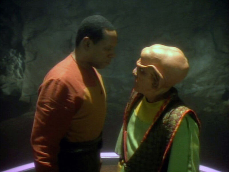 Photo of Deep Space Nine: The Trek spinoff that saved the day by staying put
