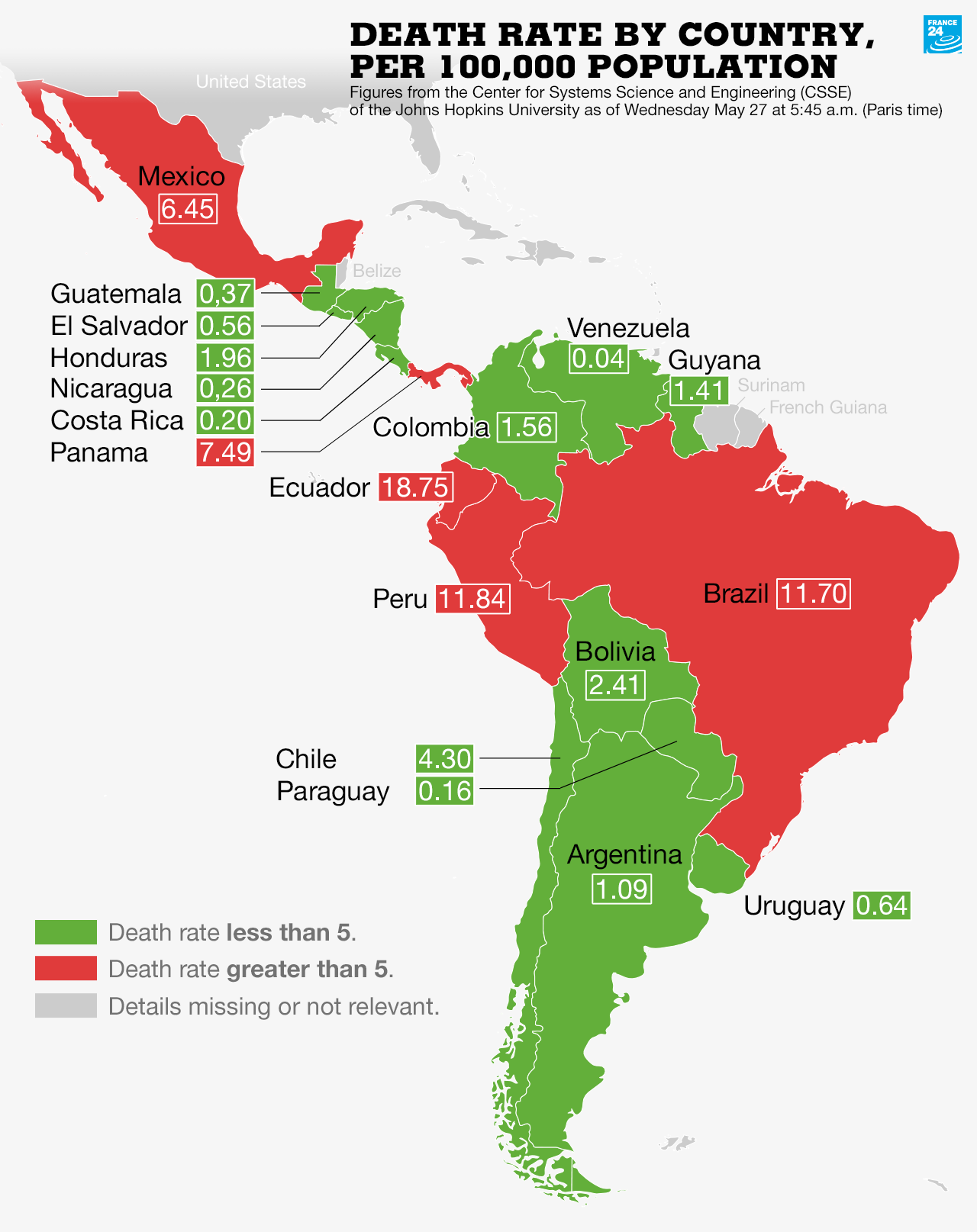 Photo of Latin American countries face uphill battle against Covid-19 pandemic