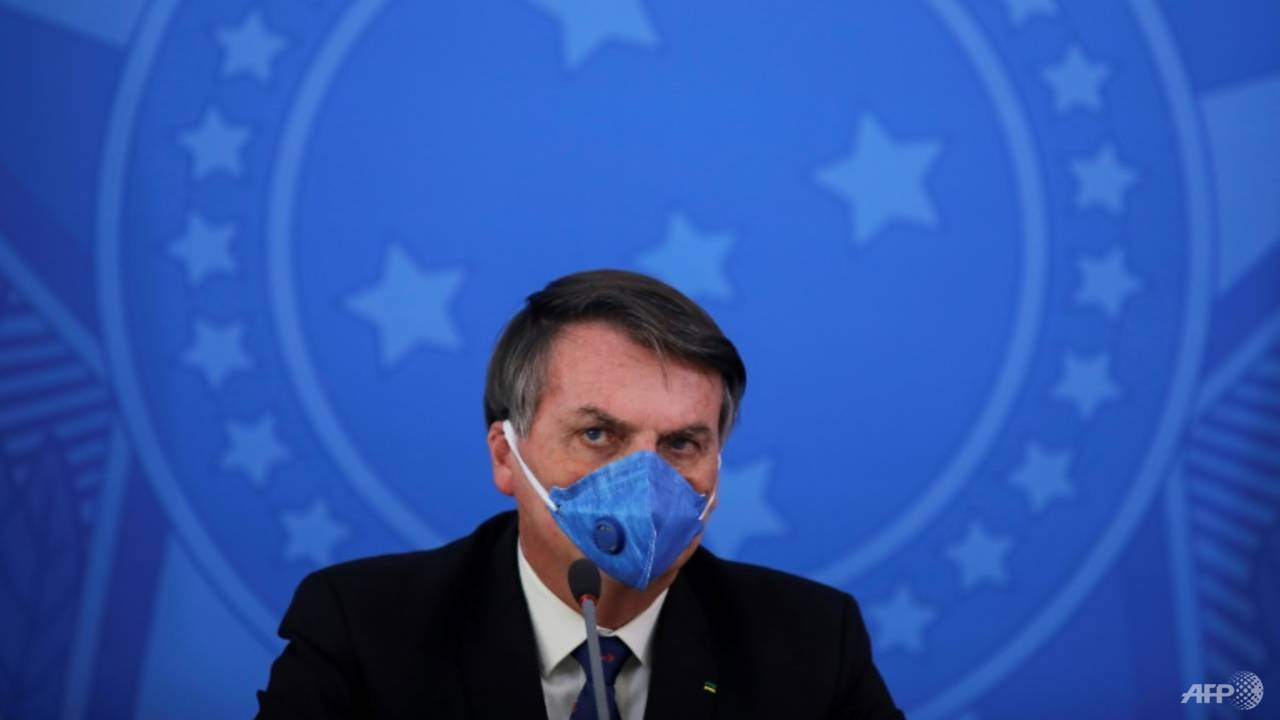 Photo of COVID-19: Released tape of Brazil cabinet meeting triggers outcry
