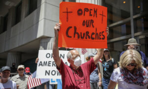 Photo of California Issues Guidelines for Reopening Places of Worship