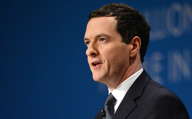 "Photo of George Osborne: ""We need a plan for economic recovery"""