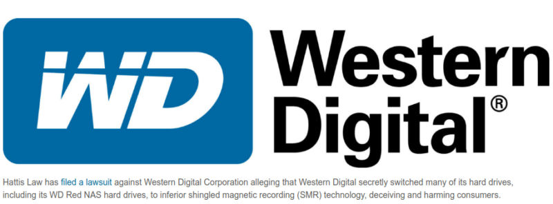 Photo of Western Digital gets sued for sneaking SMR disks into its NAS channel