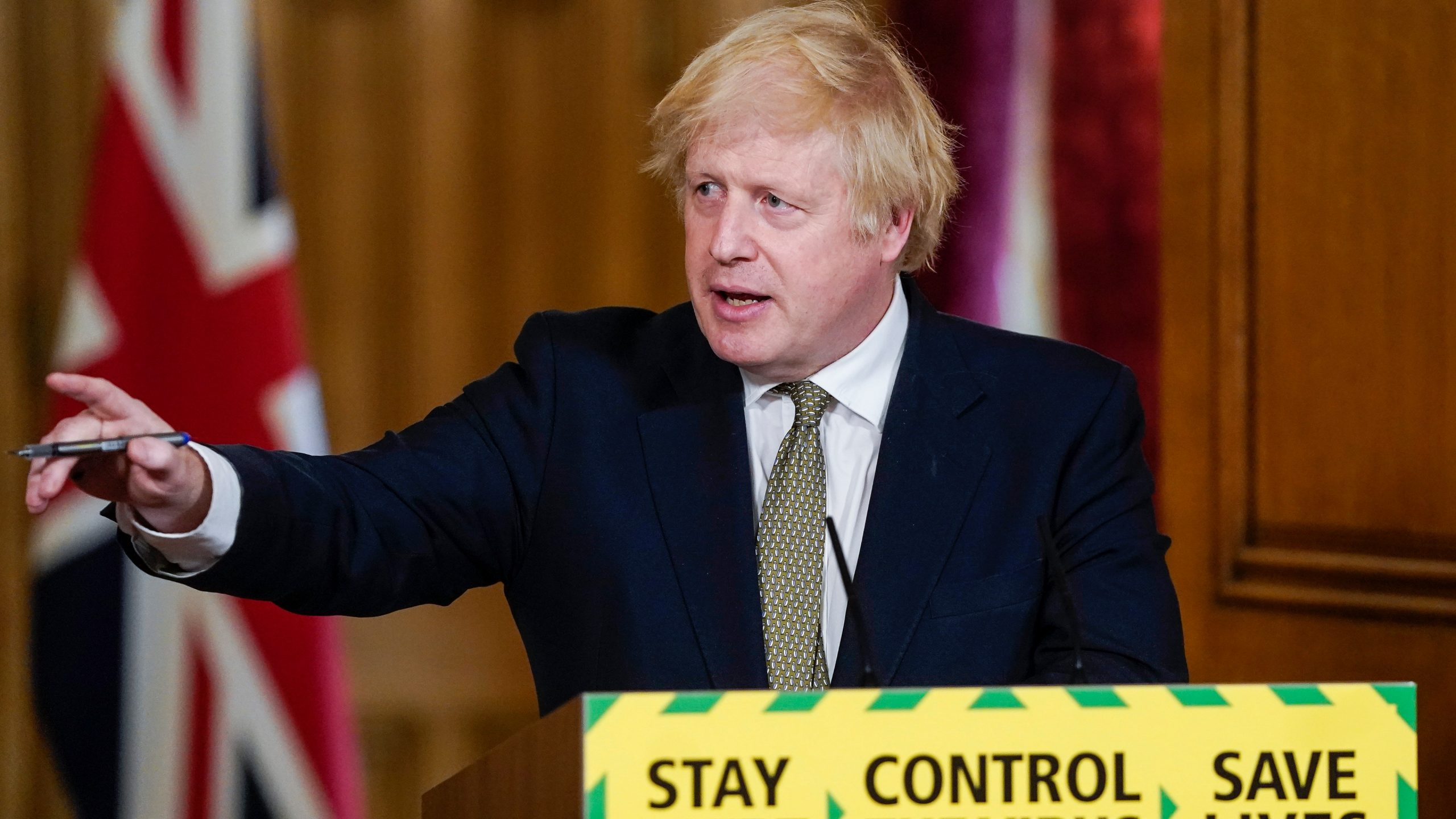 Photo of Boris Johnson announces new lockdown rules allowing six people to gather from Monday