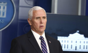 Photo of Mike Pence Announces 5 New Members of Task Force to Combat CCP Virus