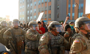 Photo of Minnesota Govenor to Fully Mobilize National Guard to Quell Violence