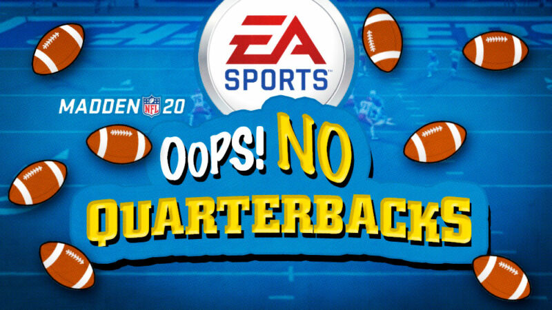 Photo of Madden NFLs technical problems were on full display in ESPN championship