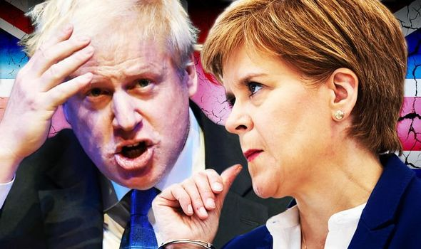 Photo of Nicola Sturgeon blames Westminster for all 'her failures'