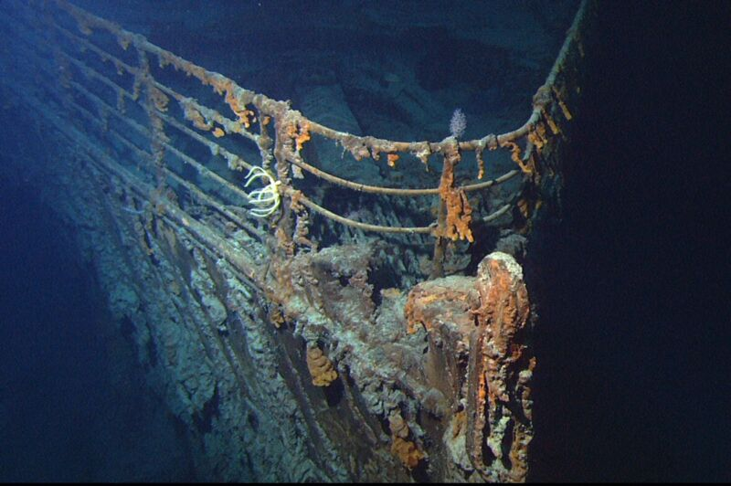 Photo of US court grants permission to recover Marconi telegraph from Titanic wreckage