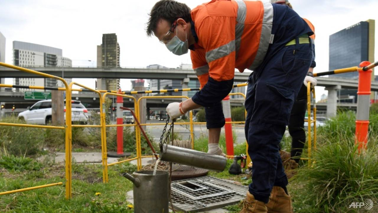 Photo of Australian sewers a front line in bid to flush out coronavirus