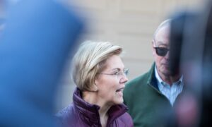 Photo of Elizabeth Warren Recalls Final Days of Brother Who Died With COVID-19