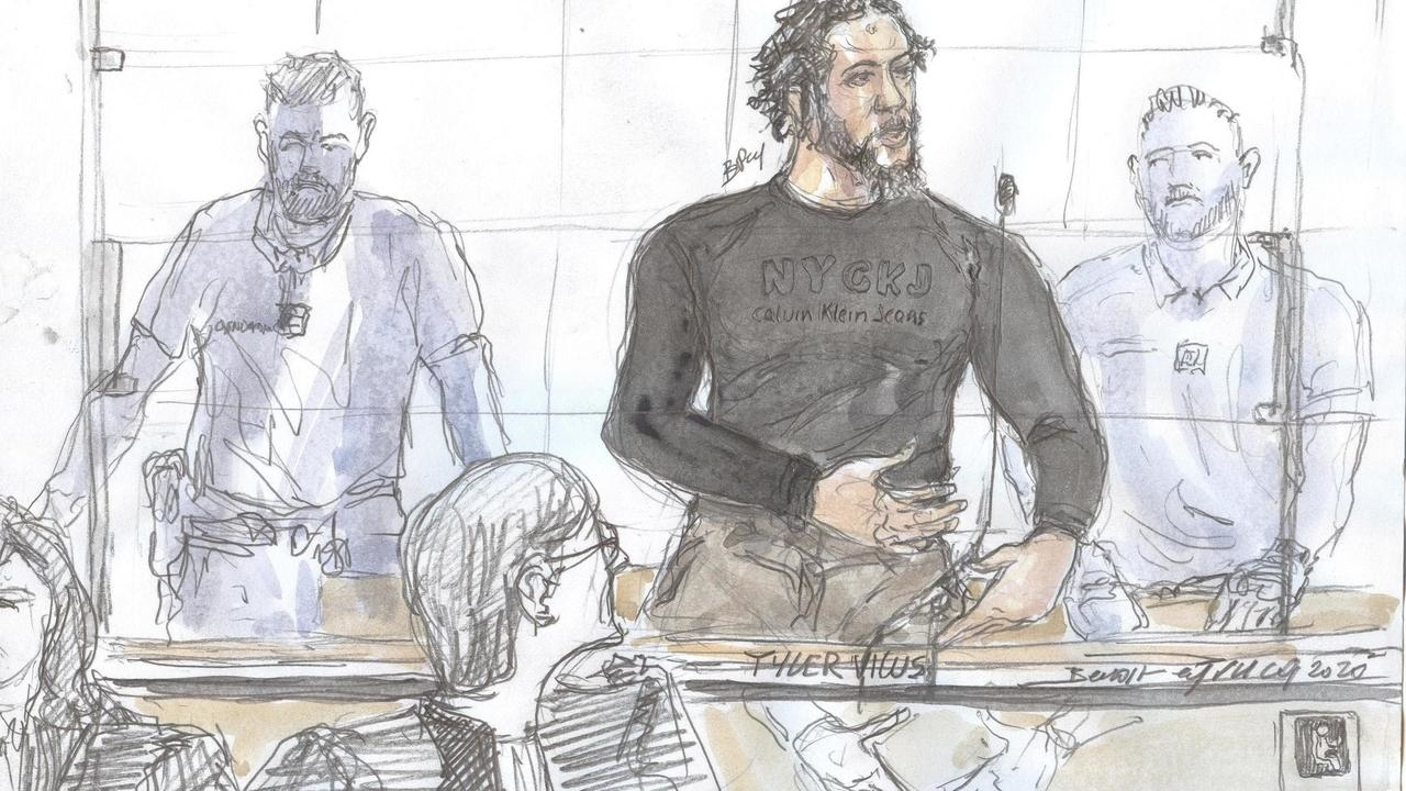 Photo of French jihadist goes on trial over IS group executions in Syria
