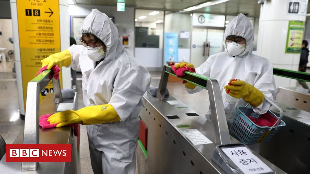 Photo of Coronavirus: South Korea confirms second wave of infections