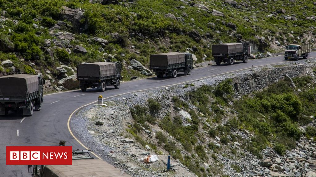 Photo of Galwan Valley: India PM Modi says military will keep borders secure