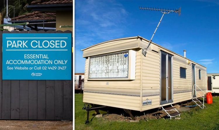 Photo of Caravan sites and holiday parks open: When are caravan sites likely to reopen?