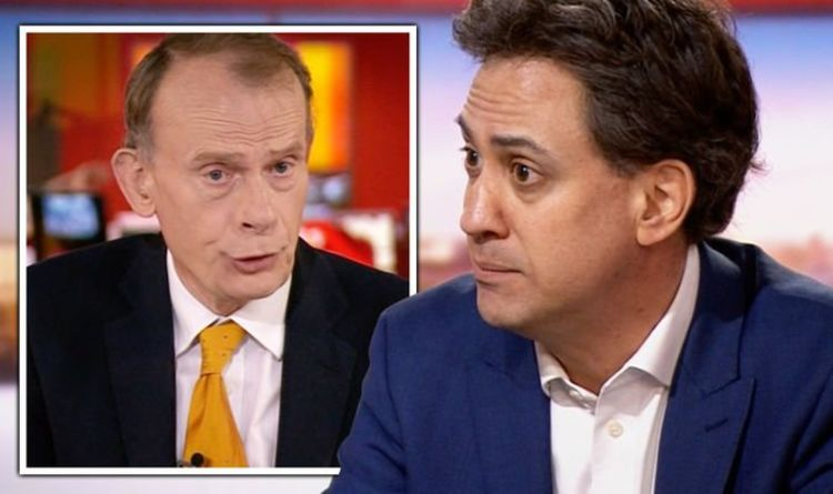 Photo of Labour crisis EXPOSED: Andrew Marr savages Ed Miliband on party revolt in BBC interview