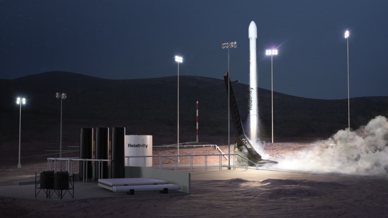 Photo of Iridium plans to launch six satellites on Relativitys new rocket