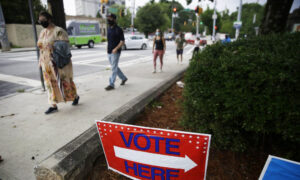 Photo of Voting Delays, Long Lines Hamper Georgia Primaries