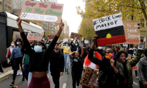 Photo of Second BLM Protest in Adelaide Called Off