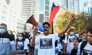 Photo of Thousands Join Black Lives Matter Protests Across Australia