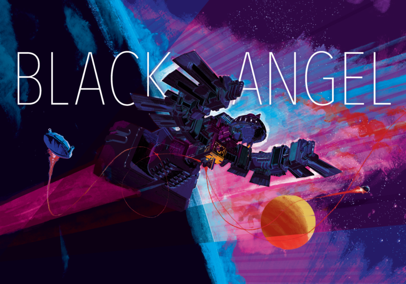 """Photo of Black Angel review: Run your own tabletop """"generation ship"""""""
