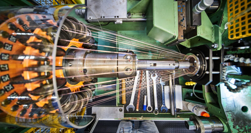 Photo of Europe officially sets its sights on a giant LHC successor