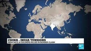 Photo of Indian govt silent as army says 20 dead in China border clashes