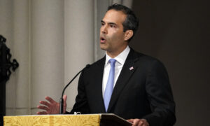 Photo of George P. Bush Says Hell Vote for Trump in 2020 Election