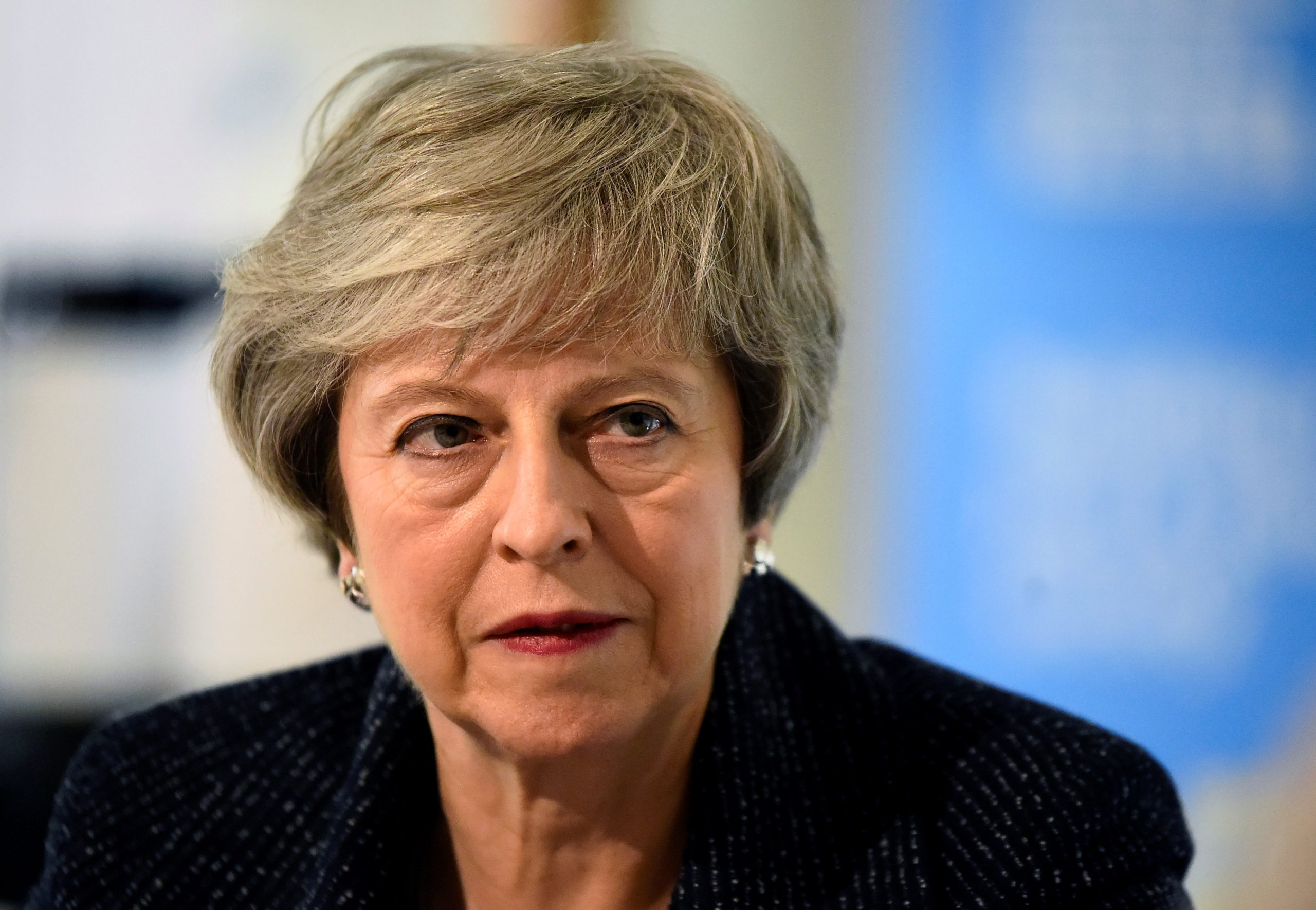 Photo of Theresa May explodes in furious Commons rant at David Frost appointment