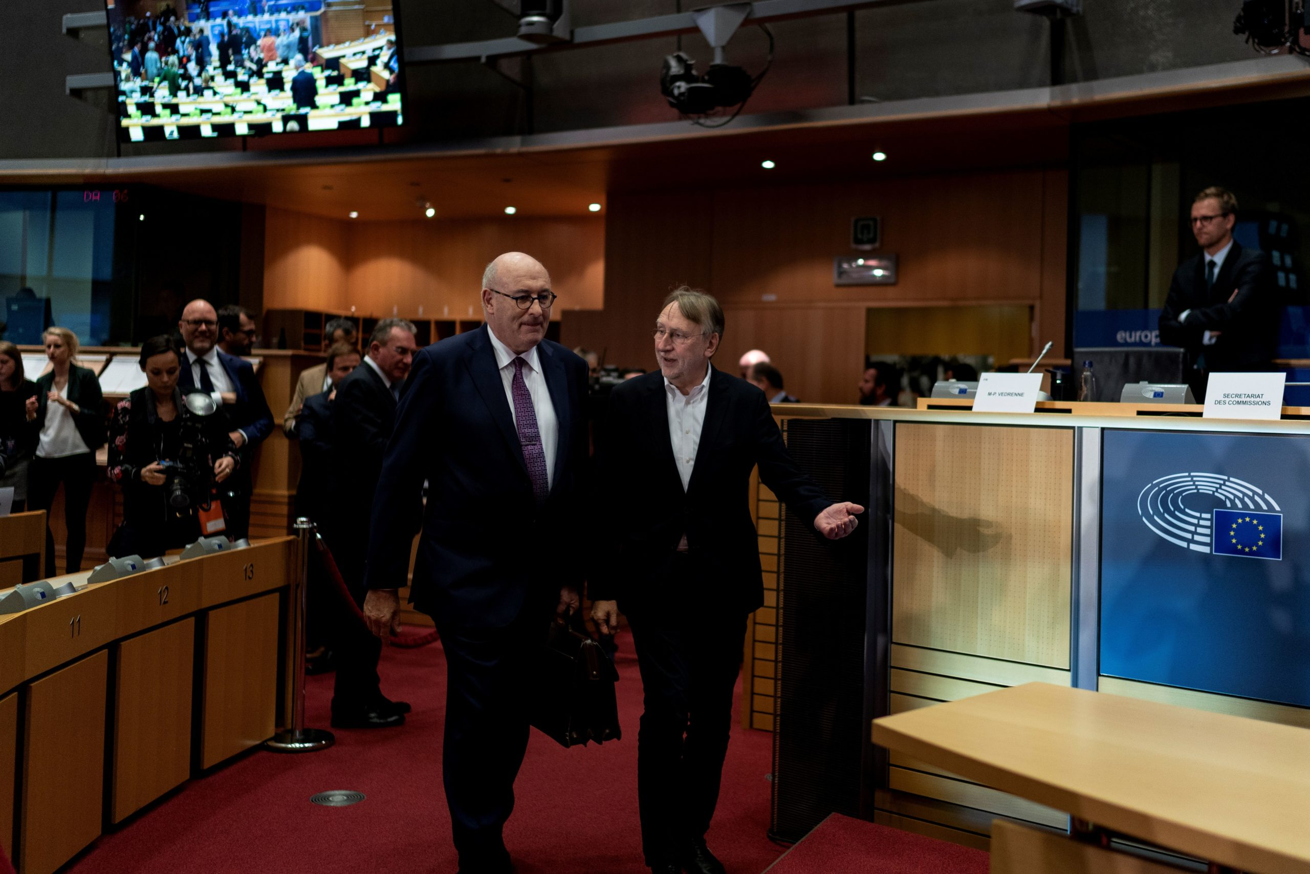 Photo of Hogan under pressure to decide on WTO candidacy
