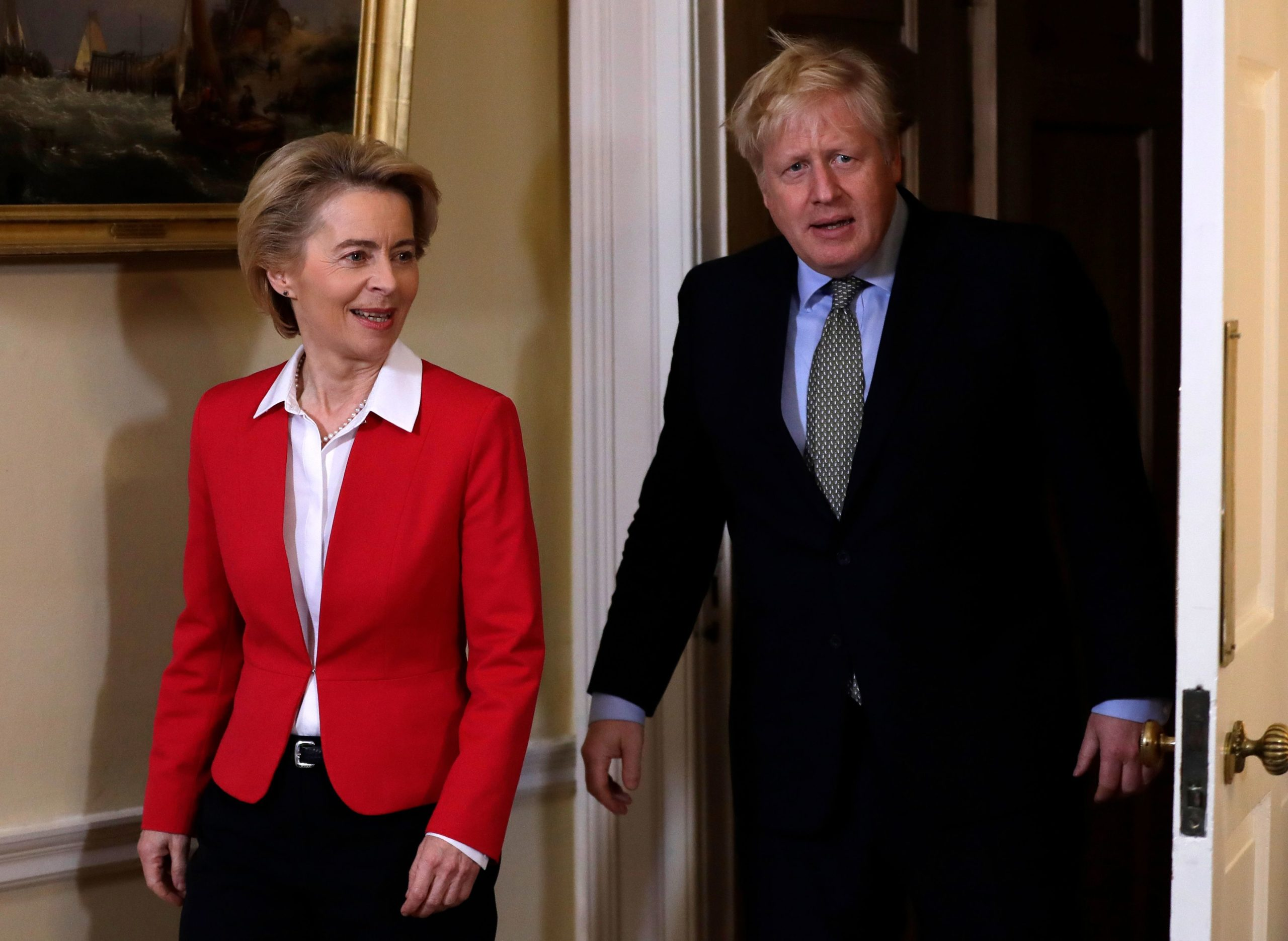 Photo of UK and EU agree stalled Brexit talks need new momentum