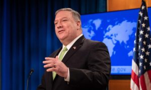 Photo of Pompeo Says US Response to Floyd Protests Fundamentally Different Than Authoritarian Regimes