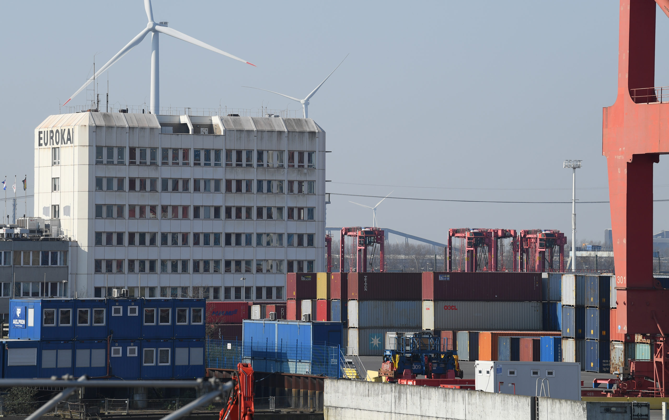 Photo of German exports plunge by most on record as COVID-19 hits sales
