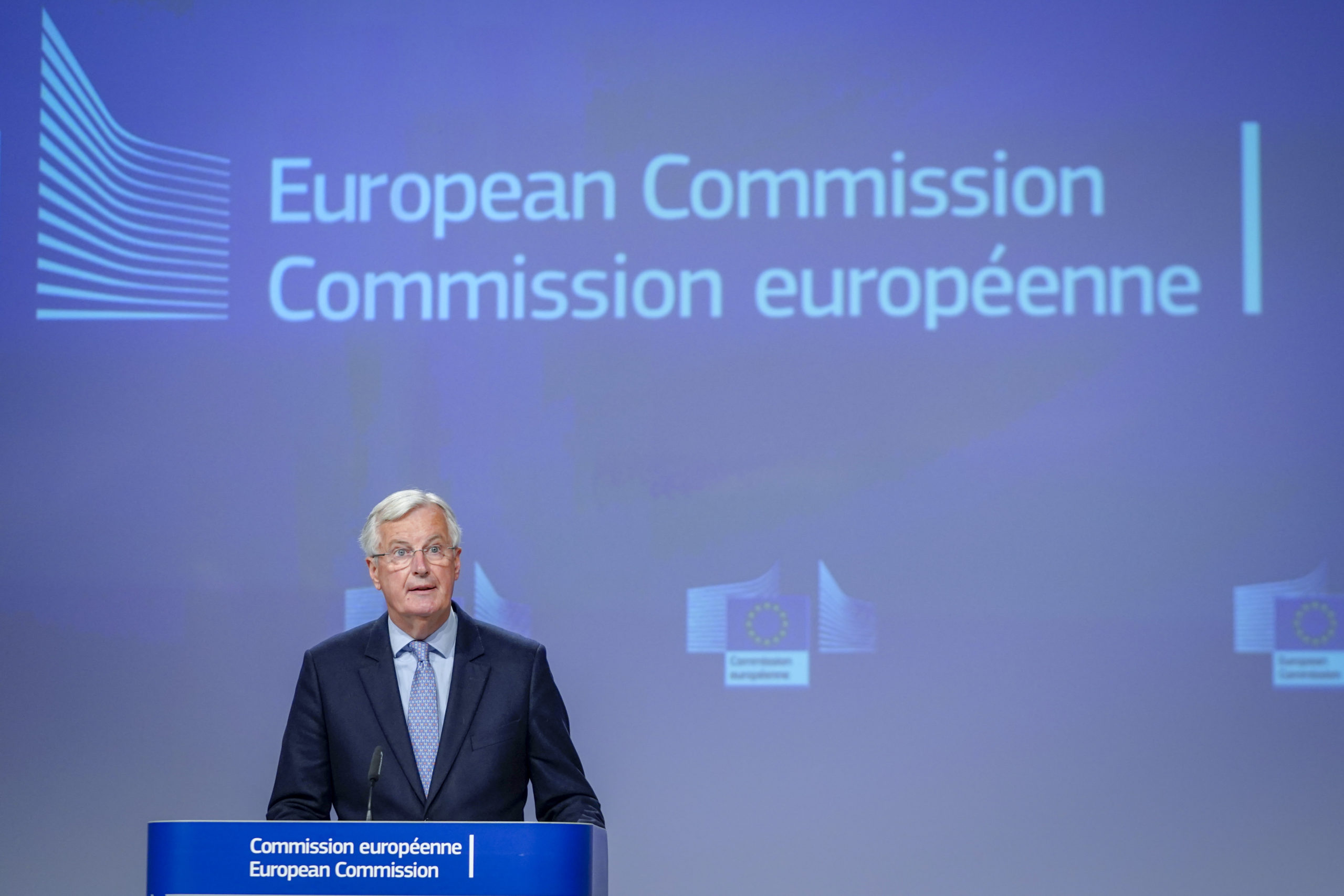 Photo of EU proposes weekly Brexit talks, ready to make compromises