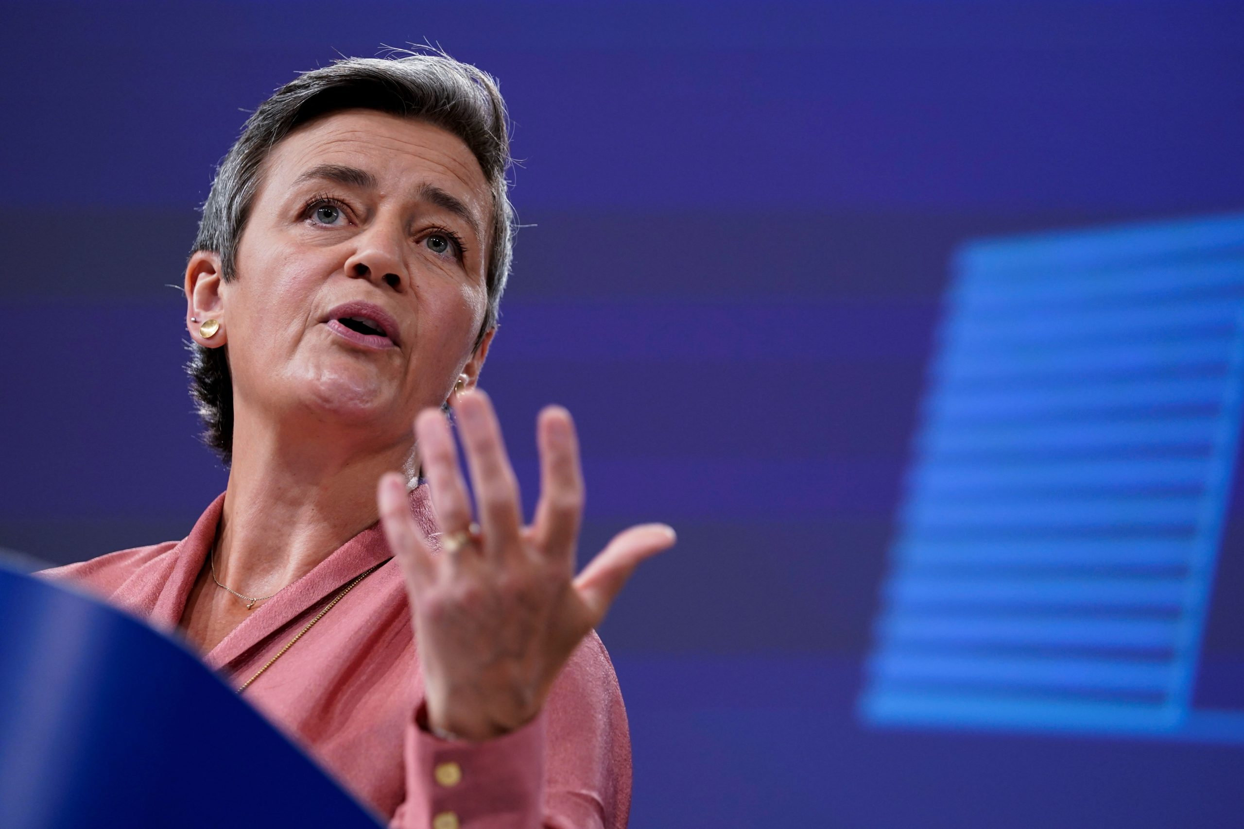 Photo of EU pushing ahead with digital tax despite US resistance, Vestager says
