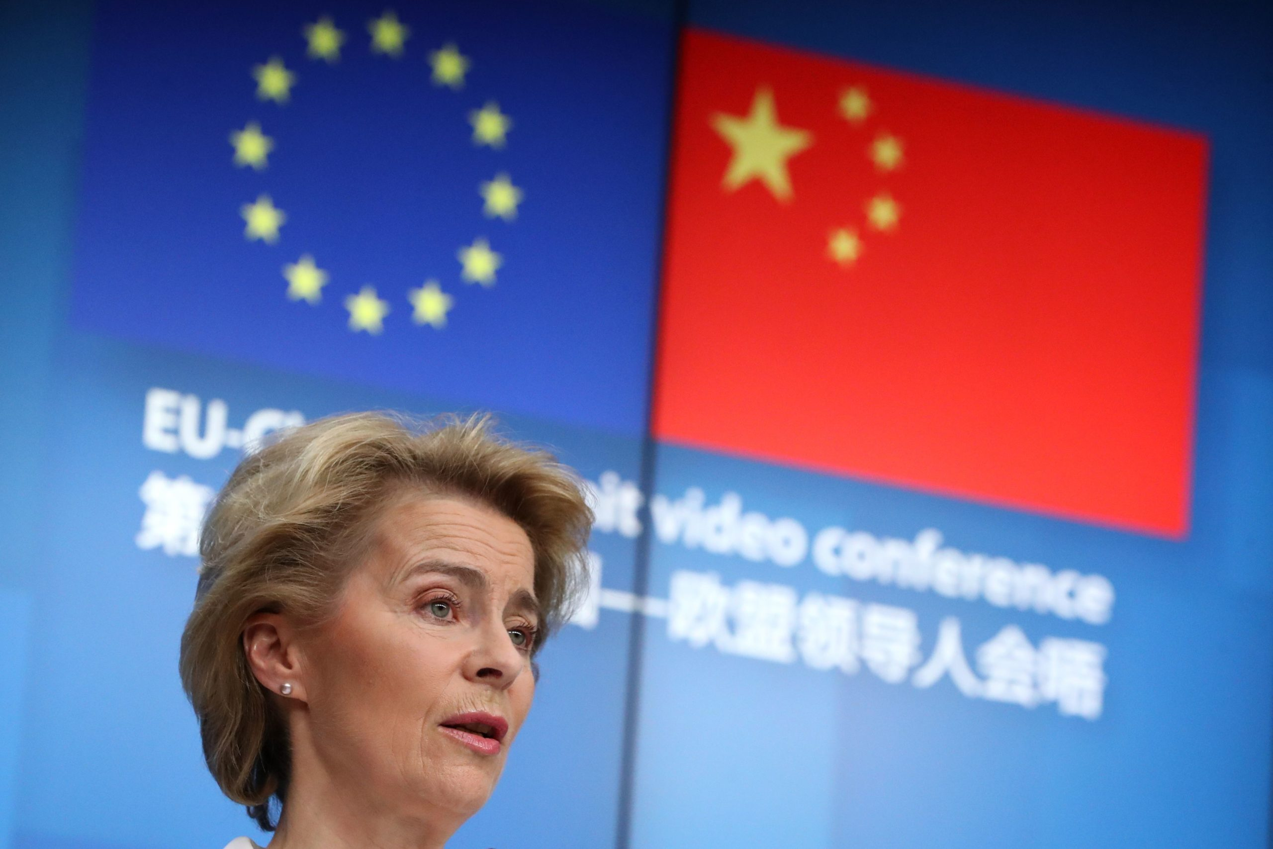 Photo of Von der Leyen calls out China for hitting hospitals with cyberattacks