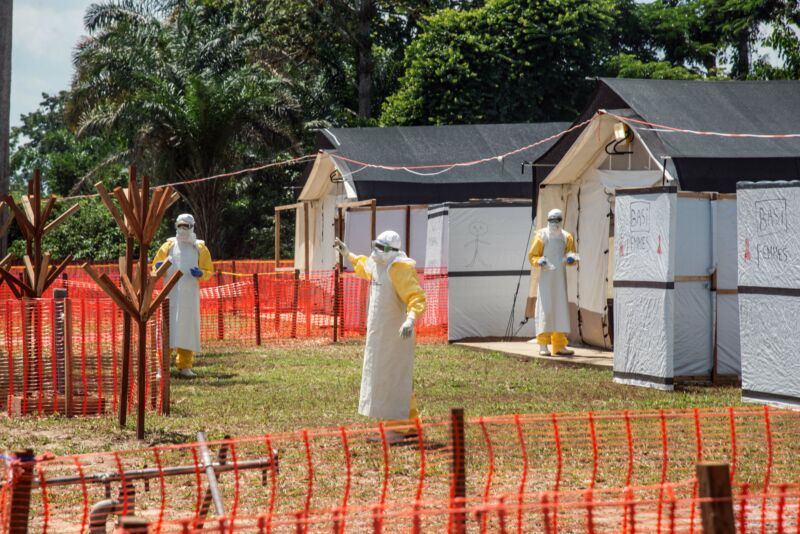 Photo of New Ebola outbreak flares up as measles, COVID-19 rage in DRC