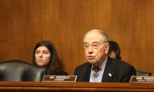 Photo of Grassley Puts Hold on 2 Trump Nominees Until He Gets Reasons for IG Firings