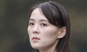 Photo of Kim Jong Uns Sister Threatens South Korea With Military Action