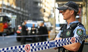 Photo of Teens Allegedly Assault NSW Police Officer