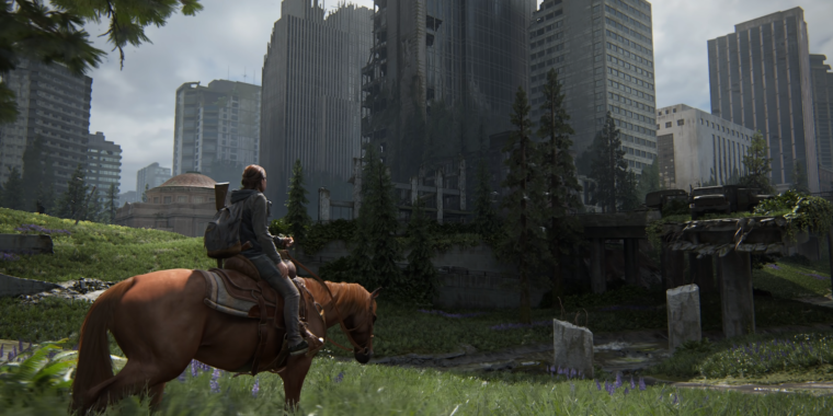 Photo of The Last of Us Pt. 2 hands-on: You cant pet the dog—but you can expect terror
