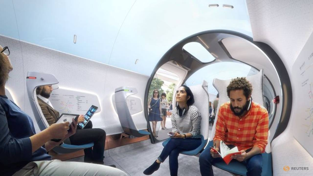 Photo of Dutch study shows hyperloop may be substitute to short-haul flights