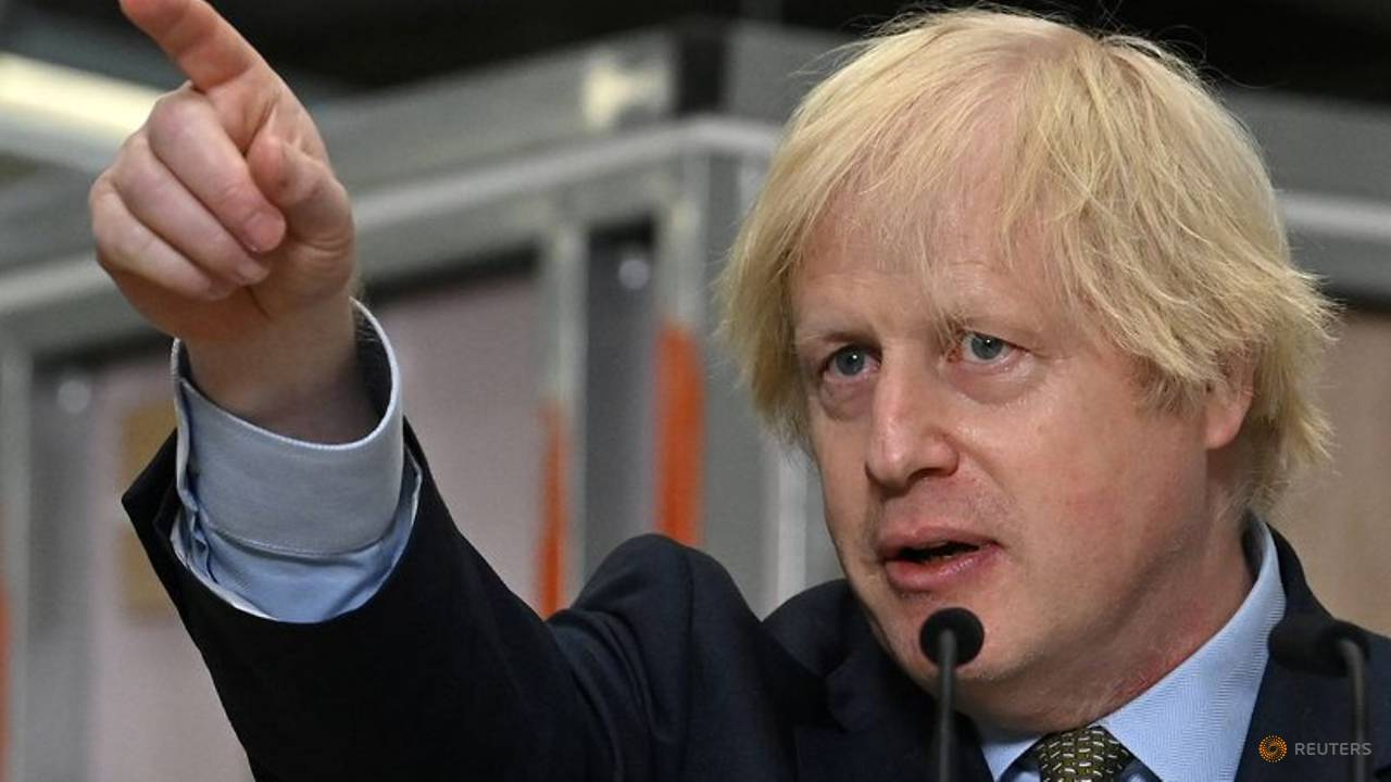 Photo of UK PM Johnson says on Huawei: We must protect from 'hostile state vendors'