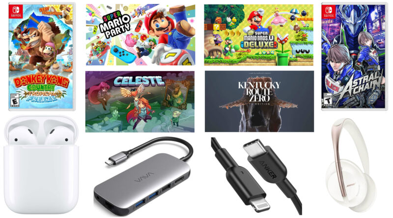 Photo of A bunch of Nintendo Switch games are back on sale today