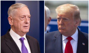 Photo of Trump Comments After Former Defense Secretary James Mattis Claims President Tries to Divide Us
