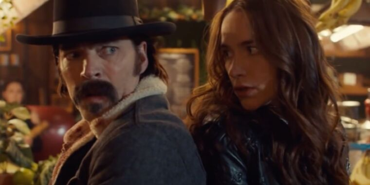 Photo of Back to kick some demon derrière: Wynonna Earp S4 trailer is finally here