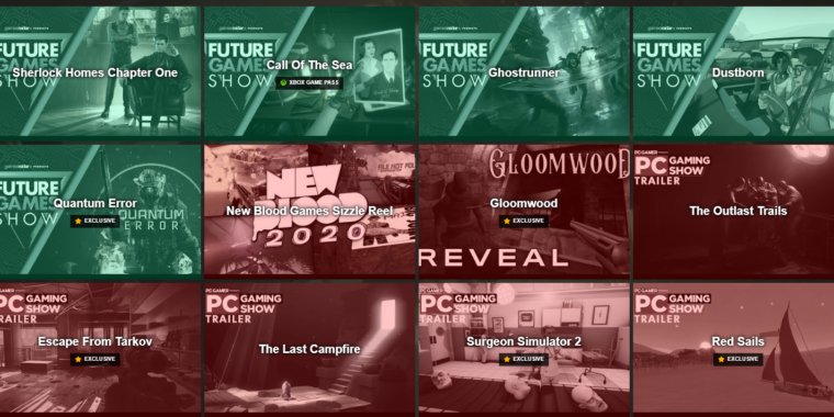 Photo of PSA: This years confusing, virtual E3, condensed in a single handy site