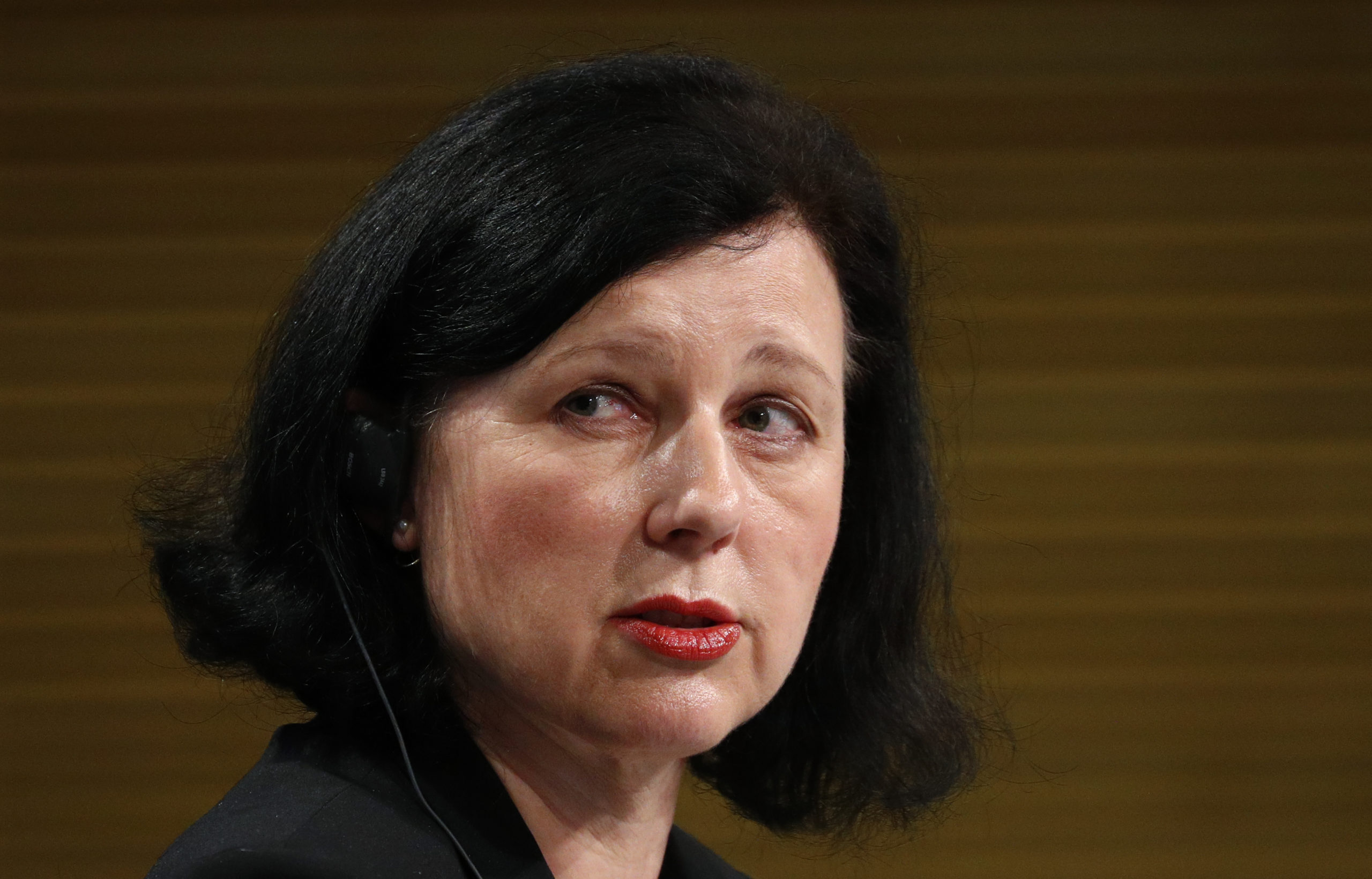 Photo of Věra Jourová: China filled void of EU communication during crisis